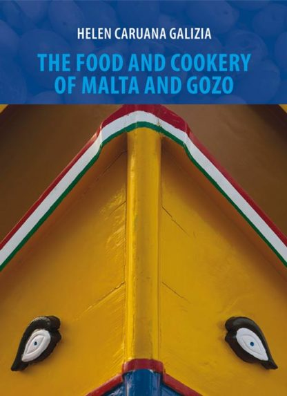 Food & Cookery of Malta and Gozo BDL Books