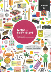 maths no problem 5A cover