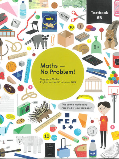 maths no problem 5B